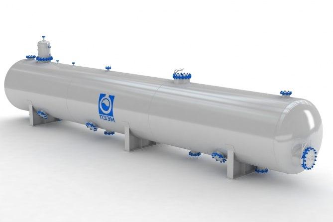 Отстойники воды типа ОГВ-Г