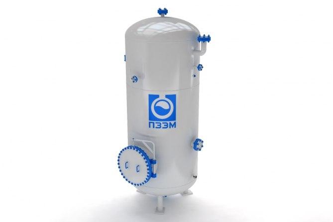 Ресиверы водорода
