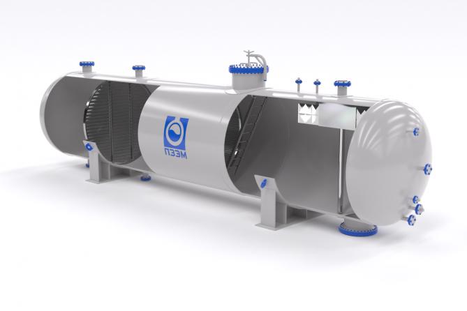 Горизонтальные газосепараторы модернизированные ГС-М