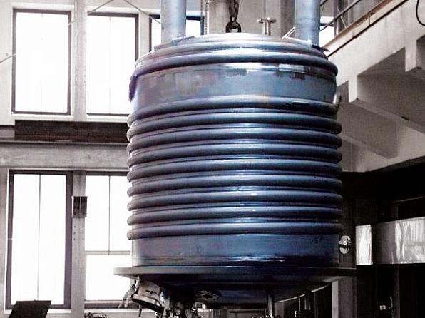 Составные части аппаратов теплообменных
