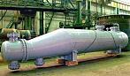Аппараты теплообменные с паровым пространством, испарители