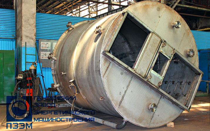 РВС резервуары вертикальные