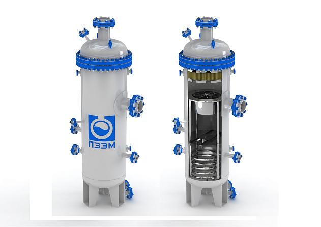 Сепараторы для попутного газа