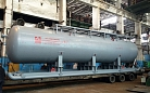 Сепараторы нефтегазовые типа НГС, НГСВ