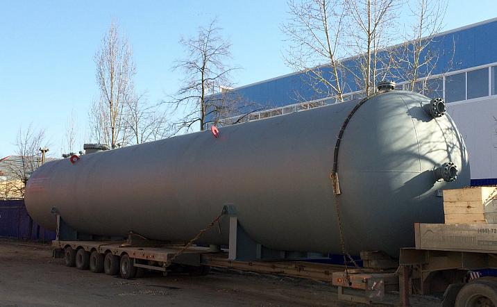 Сепараторы для природного и попутного нефтяного газа