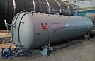 Резервуар для хранения жидкой двуокиси углерода (углекислоты) РДХ