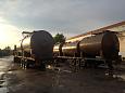 Резервуары для сбора производственно-дождевых стоков