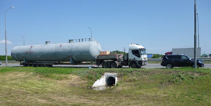 Отстойники для бензина