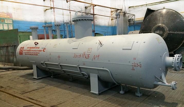 Сепараторы факельные типа ФС