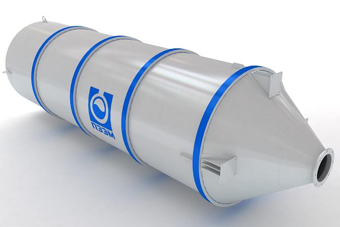 Баки-мерники, реакторы и емкости с перемешивающим устройством