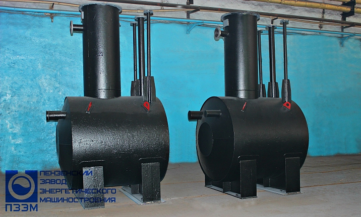 Емкости подземные горизонтальные дренажные типа ЕП