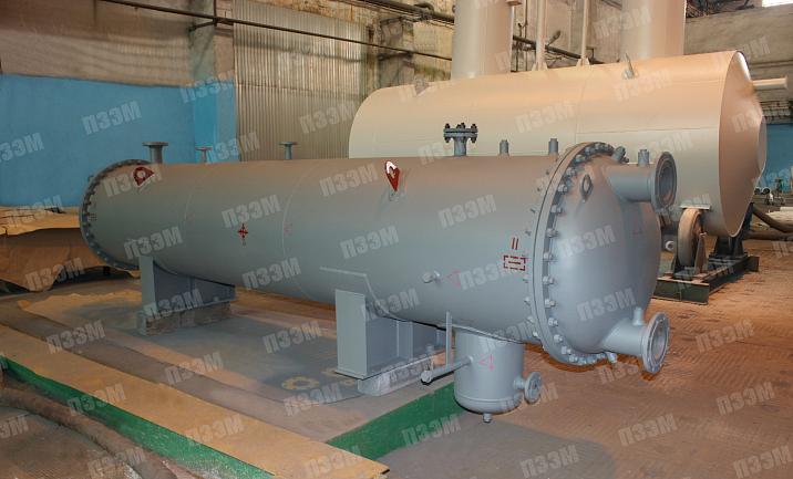 Теплообменник кожухотрубный (кожухотрубчатый) типа ТКВ Ростов-на-Дону теплообменник схема систем отопления